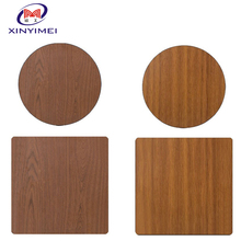 wholesale wooden foldable round table for banquet