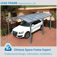 Economic Waterproof Car Parking Selter Canopy Roof