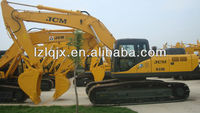 LIGONG 33ton excavator CLG933 with cummins engine and CE for exporting.