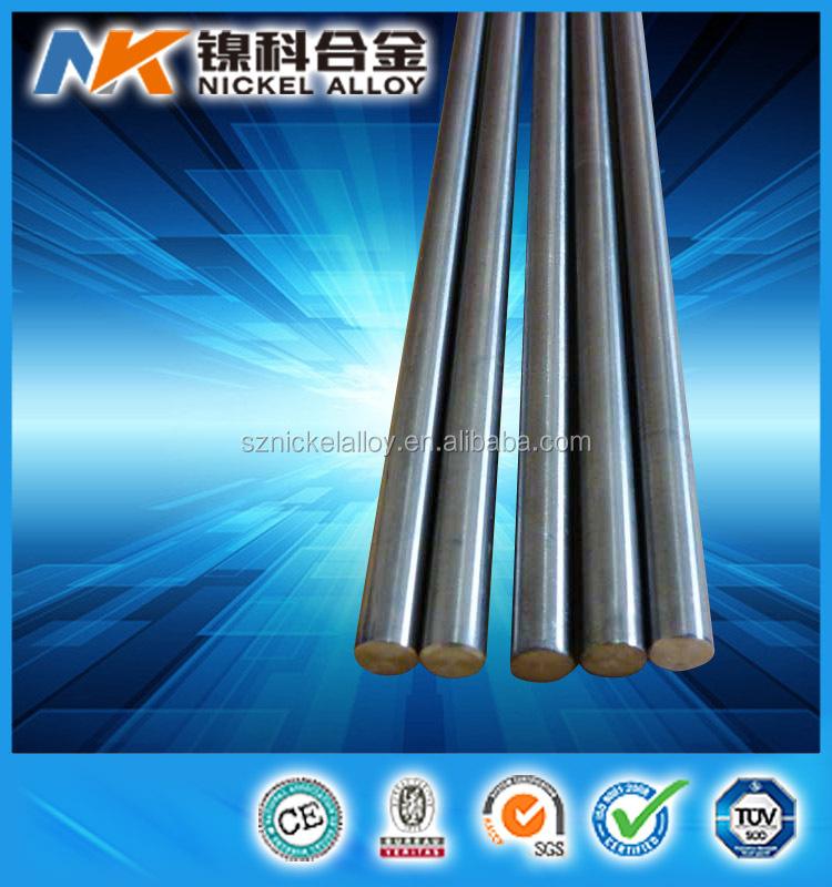 High Temperature Nitinol Shape Memory Alloy Bar/rod - Buy Nitinol ...