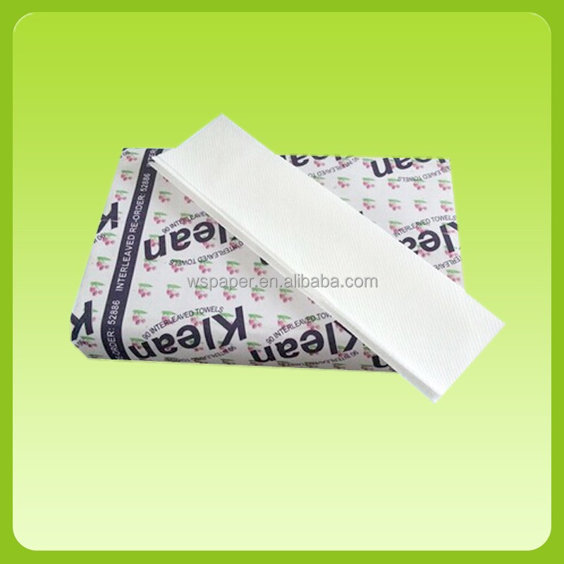 Paper Hand Towel, M Fold Tissue, Folded Towel Paper
