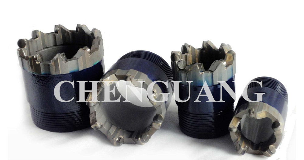 3 Wings PDC Bit PDC non-coring Bit, pdc drill bit, pdc core drilling bits, pdc bits