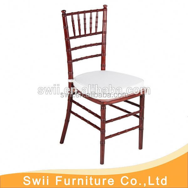 wholesale low price mahogany tiffany chair table chair hire