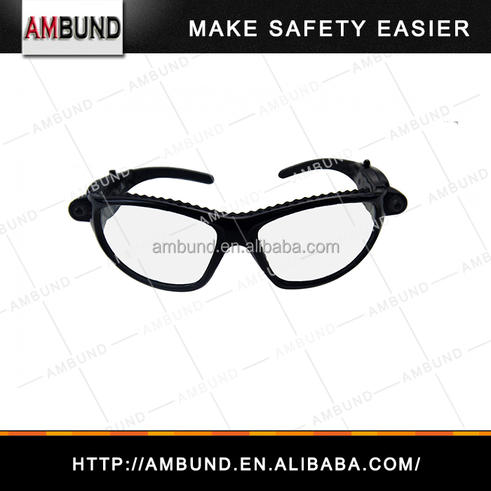 Impact-resistant glasses Safety goggles with led light