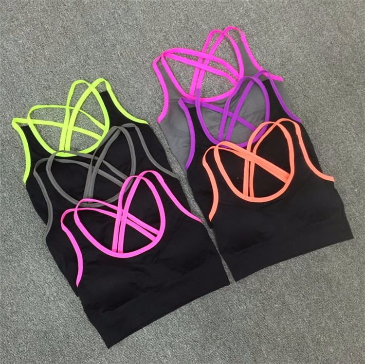 women Sports yoga wear Set 3 Pieces OEM Logo Yoga Set