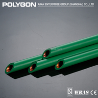 High Quality Aluminum-Plastic Polygon Copper Water Supply Ppr Pipe And Fitting