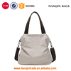 Wholesale Casual Daily Outdoor Crossbody Two Ways Wear Canvas Tote Handbag for Women