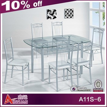 cheap price round glass folding dining table and chairs buy glass
