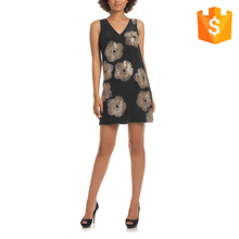 Latest Ladies Sexy Short Mini Night Dress Short Frock Dress Wholesale In Dongguan