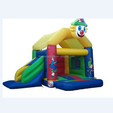 clown inflatable slide combos inflatable game BG-G0067