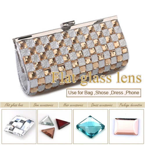 Hot sale crystal glass beads jewelry and garment accessories glass beads bags making craft beads and crystals