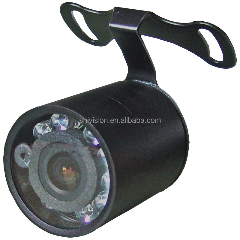 Anti-vibration Hidden Vehicle Reversing Camera With IR 10M Night Vision Distance