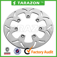 Stainless Steel 300mm solid brake disc for motorcycle for EN500;VN800 Vulcan;VN1500 Classi