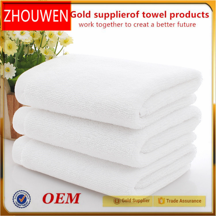 Top Quaity Quick Drying Thick Cotton Hotel Small White Hand <strong>Towel</strong>