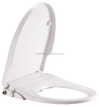 Factory Bathroom Auto-cleaning PP Toliet Seat &Toilets with Built-in Bidet