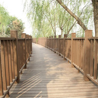 garden composite wood luxury parquet flooring wood flooring beijing outdoor wood tiles