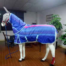 2018 New products Stable padded horse rug for winter, Horse Blankets