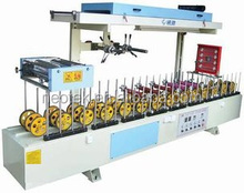2017 high quality universal high speed hot melting glue pressed sheet film pasting machine JEJ650