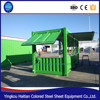 Modular shipping container restaurant/container coffee shopKiosk,Booth,House,Hotel,Carport,Toilet,Shop