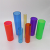 Solid Color Acrylic Tube / PMMA Tube, Acrylic Pipe / PMMA pipe