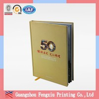 CMYK Art Paper Cartoon Yellow Page Book