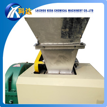 Factory sale EPS waste foam recycling hot melting machine