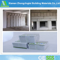 High Intensity Interlocking Light Weight precast concrete boundary walls