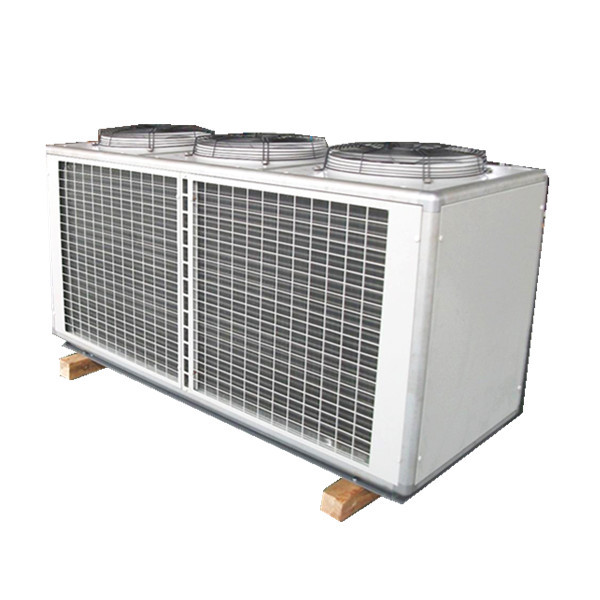 Air cooled small water chiller