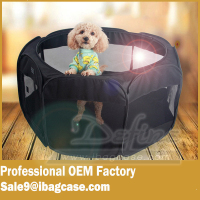 Pet 45 Playpen Foldable Portable pet carrier dog cage dog house