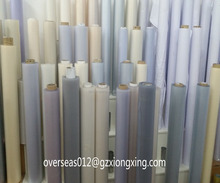 xiongxing pvc embossed plastic film in roll
