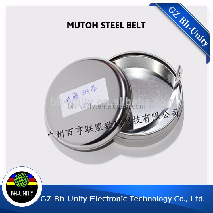 the best quality steel belt for mutoh valuejet 1614 1604 eco solvent printer