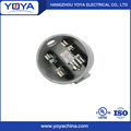 Electrical aluminum round China meter socket