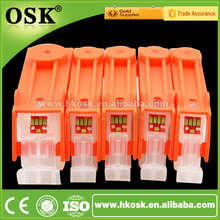 Refill ink cartridge MP545 MP558 MP568 for Canon with New Reset Chip 4 Color