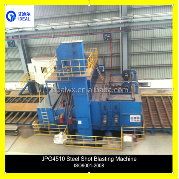 Industrial sandblast cabinet from china supplier shot blasting machine