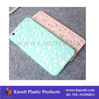 4.5/5.3 Inch Primium Custom Quality Plastic Mobbile Phone Case for Apples