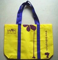 custom eco-friendly wine tote bag