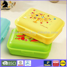 Lunch Box Bento Food Container Case