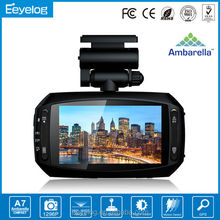 ambarella a5 dvr car 1080p gps car recorder v1000gs