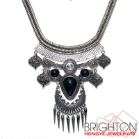 Brighton Jewelry Wholesale Oversize Chunky Statement Necklace N6-9875-7500