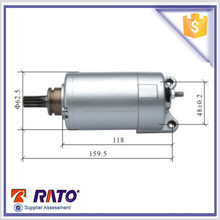 High quality CB125,CB150,CB200 motorcycle starter motor for sale
