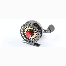 AIMS wholesale 2.6:1 fly raft fishing reel with CNC aluminum alloy wheel for sale
