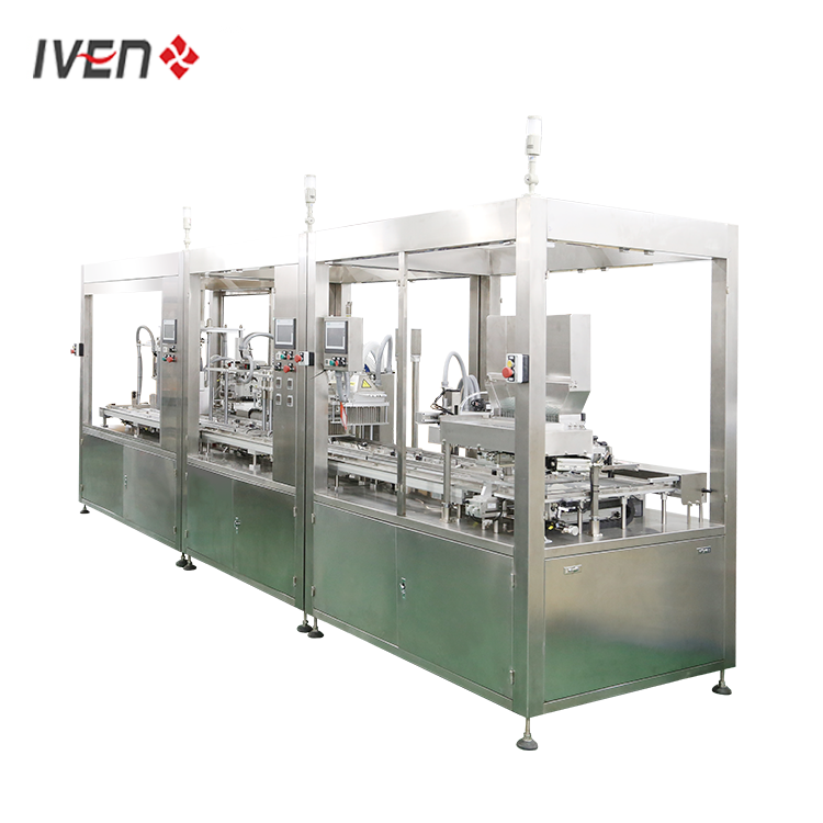 Auto Vacuum Blood Collection Tube Machine