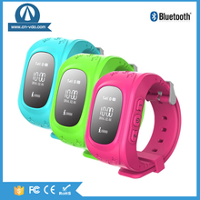 Anti Lost GPS Tracker smart baby watch SOS Emergency GSM Smart mobile Phone