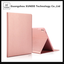 "[XUNDD] Portable stand leather protective case for ipad pro 9.7"" card slot with sleep function for macbook case"