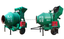 Portable Used Self Loading Concrete Mixer Machine for sale
