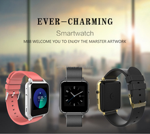 2016 Hot Selling Smart Watch smartwatch M88 Sync Smartphone Call SMS Anti-lost wireless Bracelet Watch
