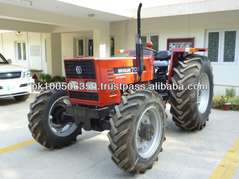 Fiat NewHolland 70-56 4wd Tractor