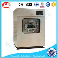 LJ Semi-auto industrial washing machine for towel