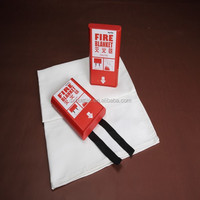 Fiberglass Fire Blanket for fire proofing