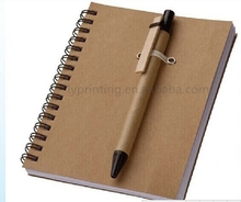 Office Spiral notebook printing personalized business notebook printing